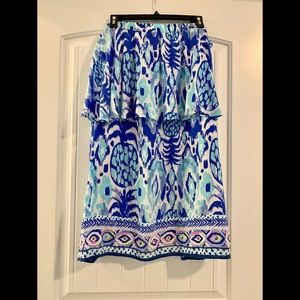 Lilly Pulitzer XL Sleeveless Dress